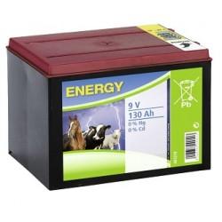 Baterie 9 V, 130 Ah