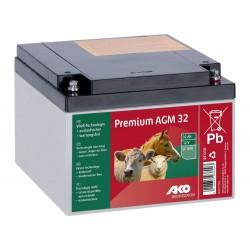 Acumulator gard electric 12 V