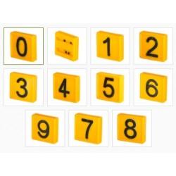 Numere pentru marcaj